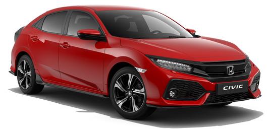 Rallye Red - Osnovna barva